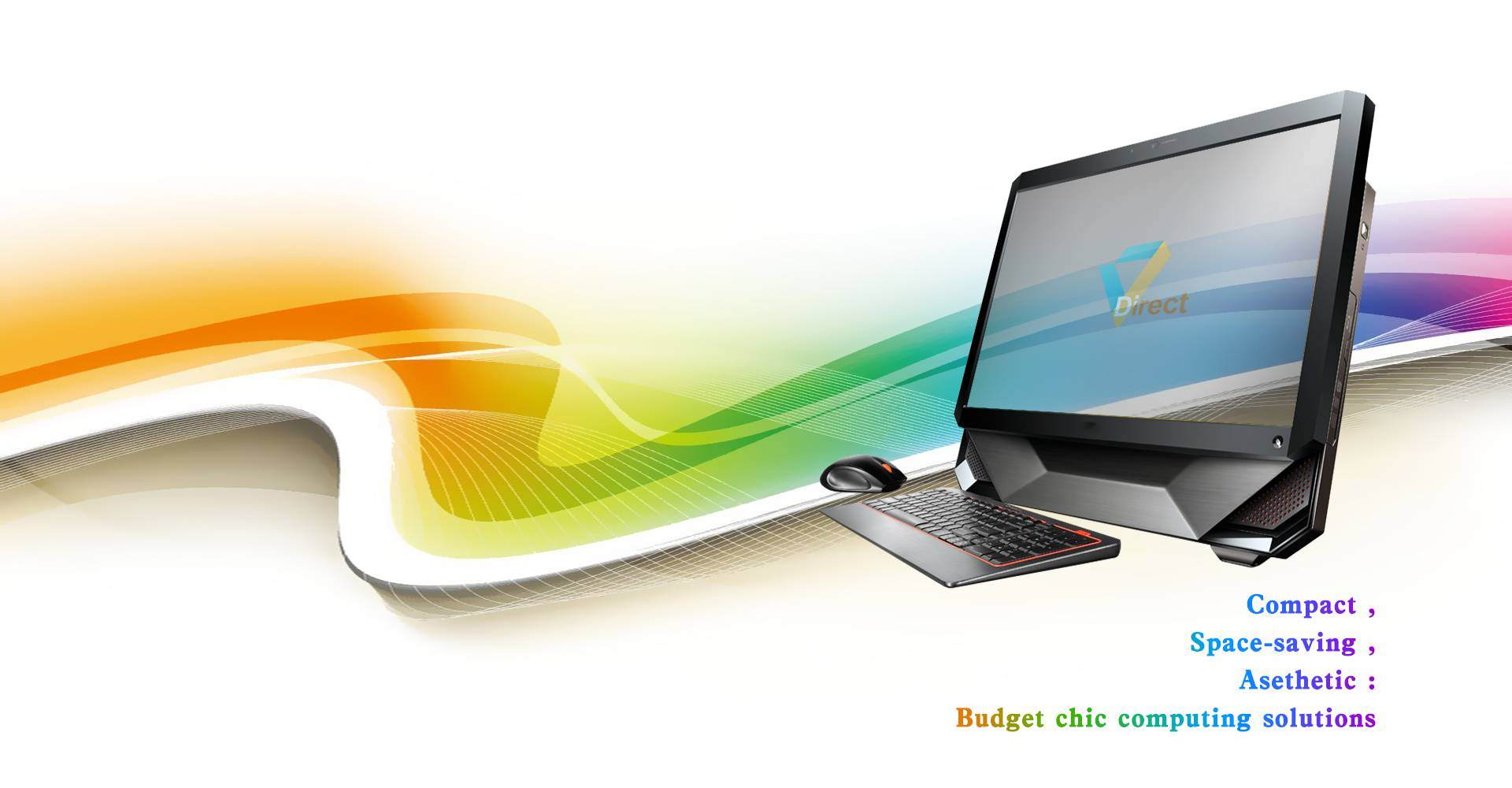 Refurbished AIO All-in-one computers